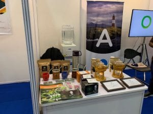 Yerba Mate Wellness Tea at World Trade Expo 2019